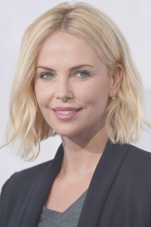 Nice Frisuren Prom 2018 Cameron Diaz Charlize Theron And Celebrity