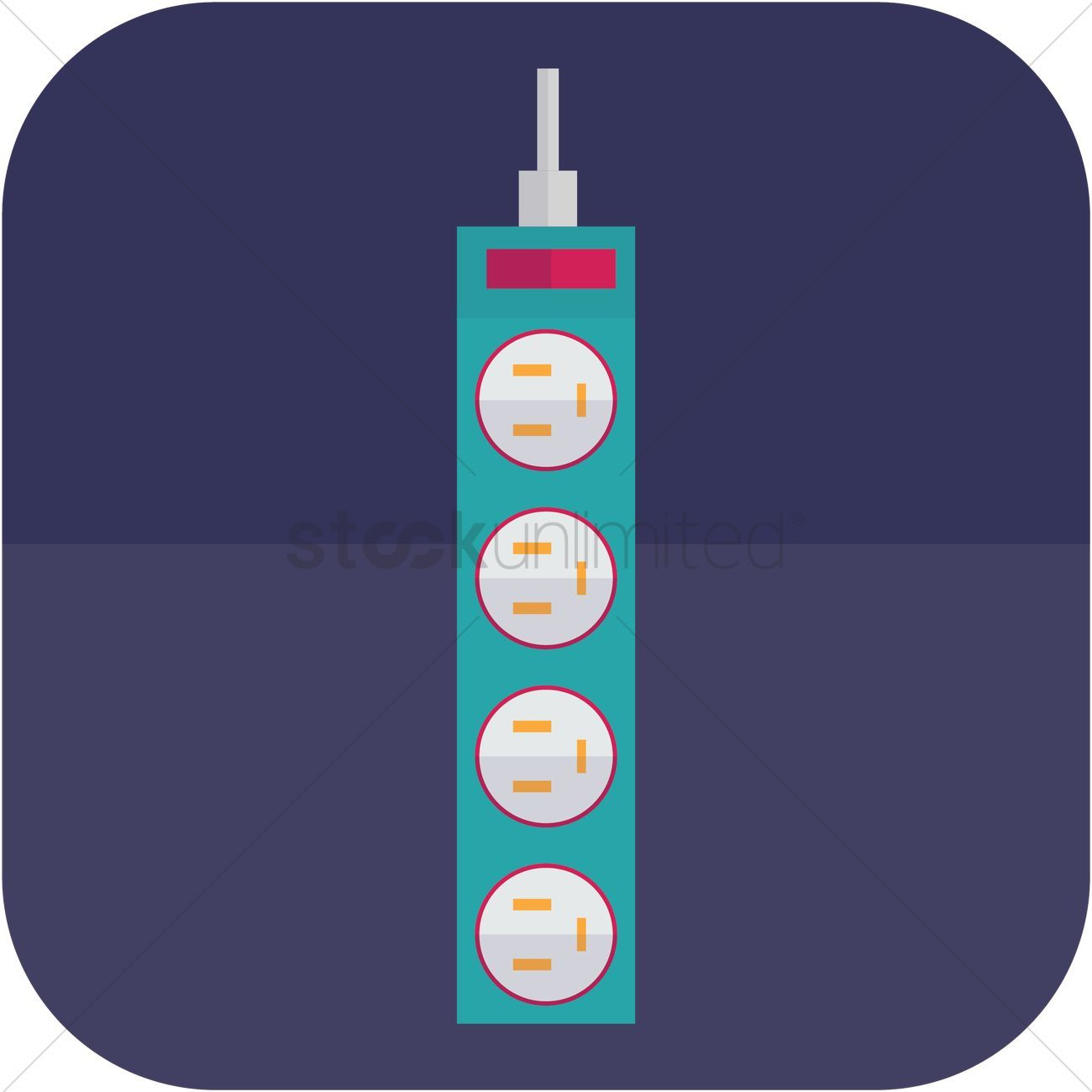 Portable outlet electrical socket vector illustration , #ad, #electrical, #outlet, #Portable, #illustration, #vector #affiliate
