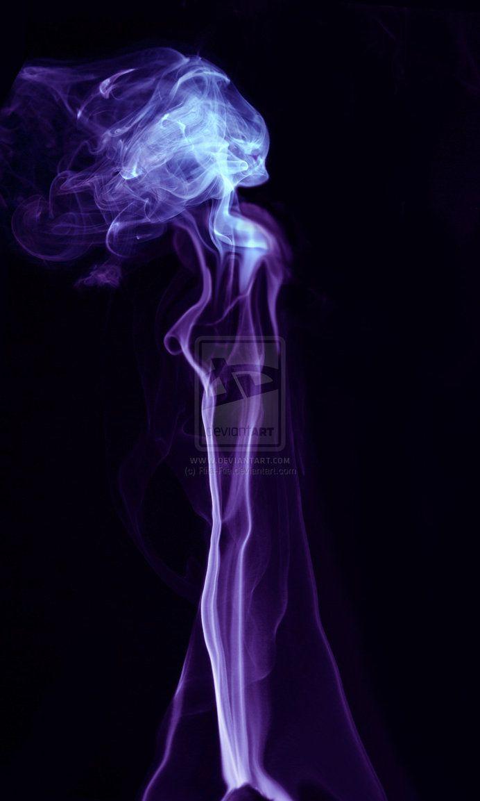 Lady smoke by ~Rita-Ria on deviantART