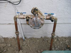 Irrigation Backflow Rpa Lawn Sprinkler System Water Spout Lawn Care Companies