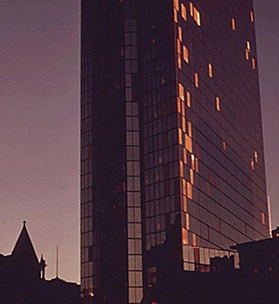 architectural failures, building fails, JOHN HANCOCK TOWER, BOSTON