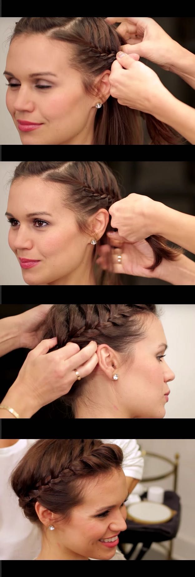 Quick and easy hairstyles for school best hair braiding tutorials