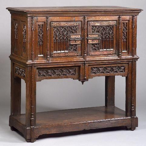 gothic dressoir gothic furniture pinterest. Black Bedroom Furniture Sets. Home Design Ideas