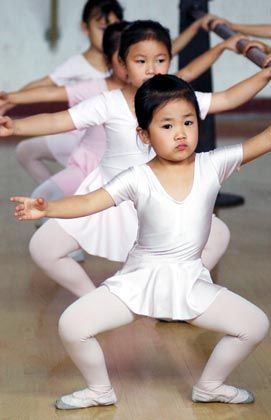 Chinese dance for beginners - YouTube