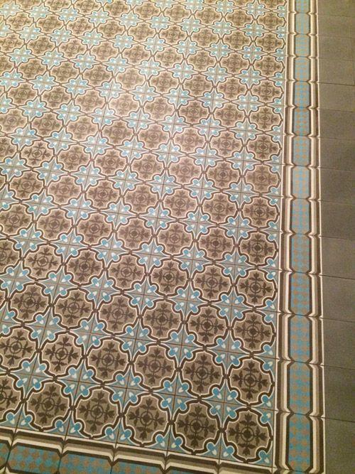 Frieda Styles Et Inspirations En Decoration Design Architecture D Interieur Carrelages Du Marais Carreau De Ciment Carrelage