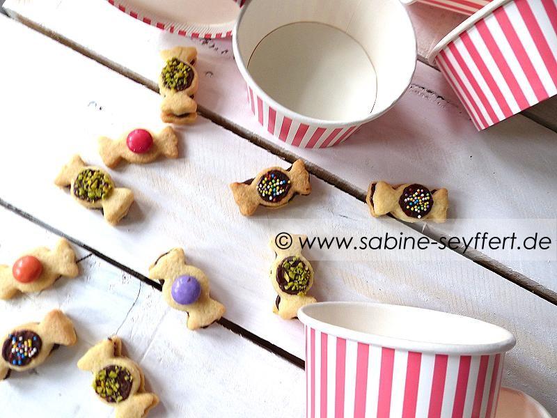 DIY Geschenkidee Bonbon Kekse backen - Geschenke aus der Küche - selbstgemachtes aus der küche