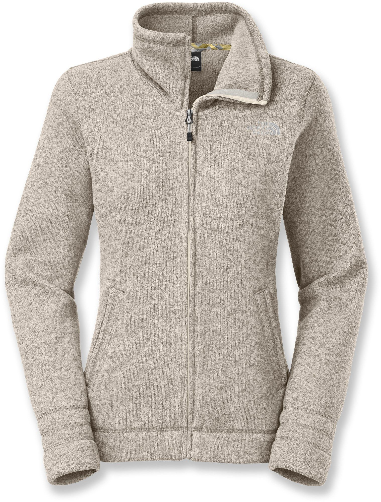 North Face Crescent Sunset Full-zip Fleece Jacket - Women' Rei -op In 2019 Costly