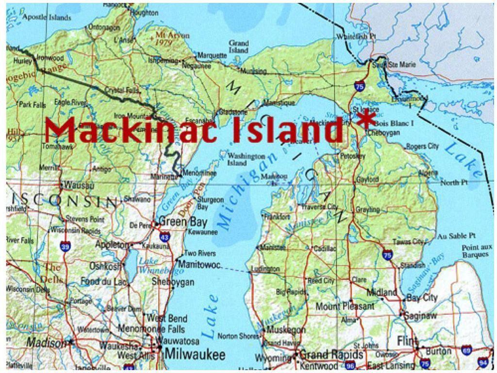 Mackinac Island, Michigan - Exploring Geography - Mama ... on nantucket hotel map, gaylord hotel map, catalina island hotel map, waikiki hotel map, kauai island hotel map, south manitou island map, aria hotel map, mirage hotel map, bally's hotel map, mgm hotel map, fort mackinac on a map, reno hotel map, mackinac county road map, broadmoor hotel map, cat island map, grand californian hotel map, mackinac michigan map, grand rapids hotel map, excalibur hotel map, frankenmuth hotel map,