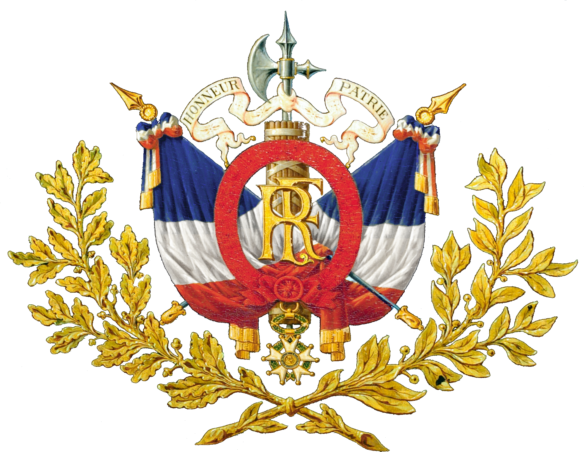 French National Symbol Emblem France Wikipedia The Free Showing Post