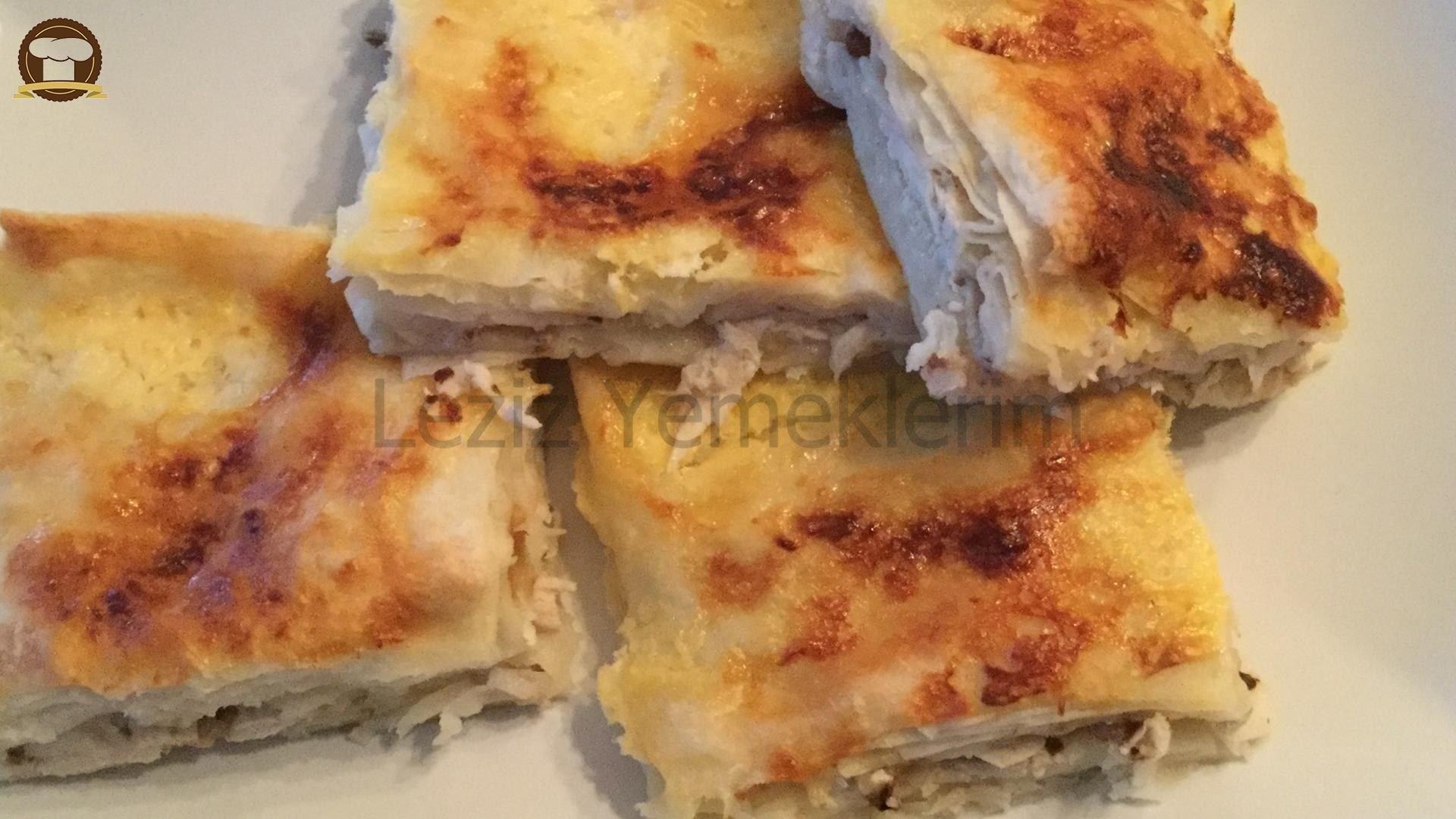 Oktay Usta Paşa Böreği