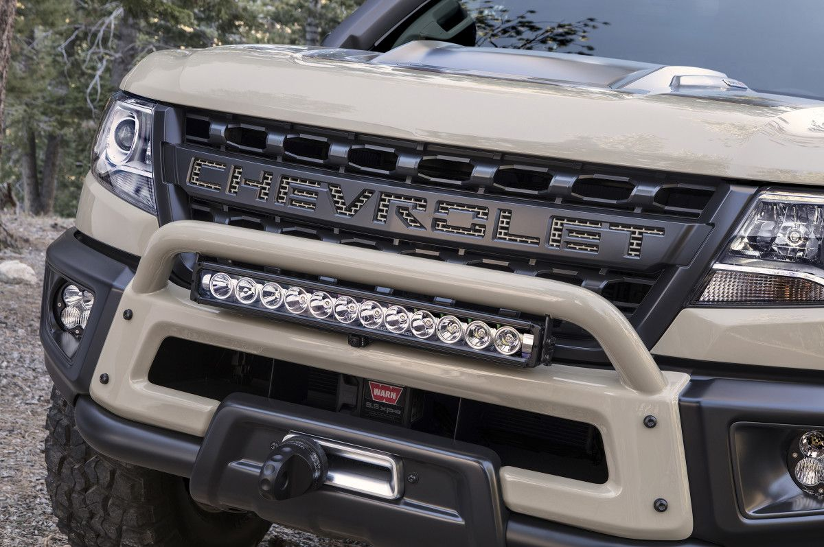 Aev Lends Its Off Road Expertise To The Chevy Colorado Zr2 Chevy Colorado Chevrolet Colorado Chevy Colorado Accessories