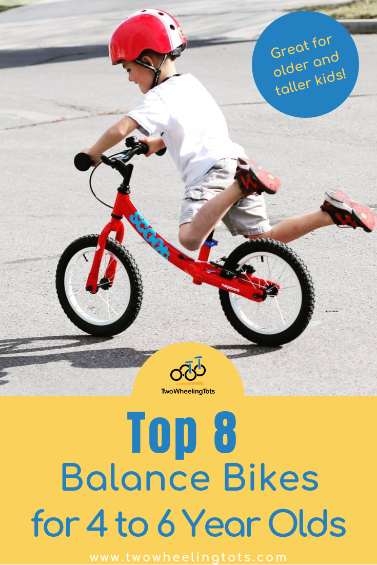 9 Best Balance Bikes For Kids 4 5 And 6 Years Old 2020 Balance