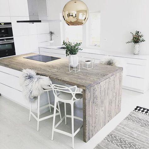 My Top 10 Nordic Kitchens Modern Kitchen Design Interior Design Kitchen Kitchen Island With Drawers