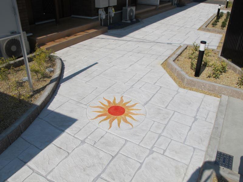 Sun Stamp