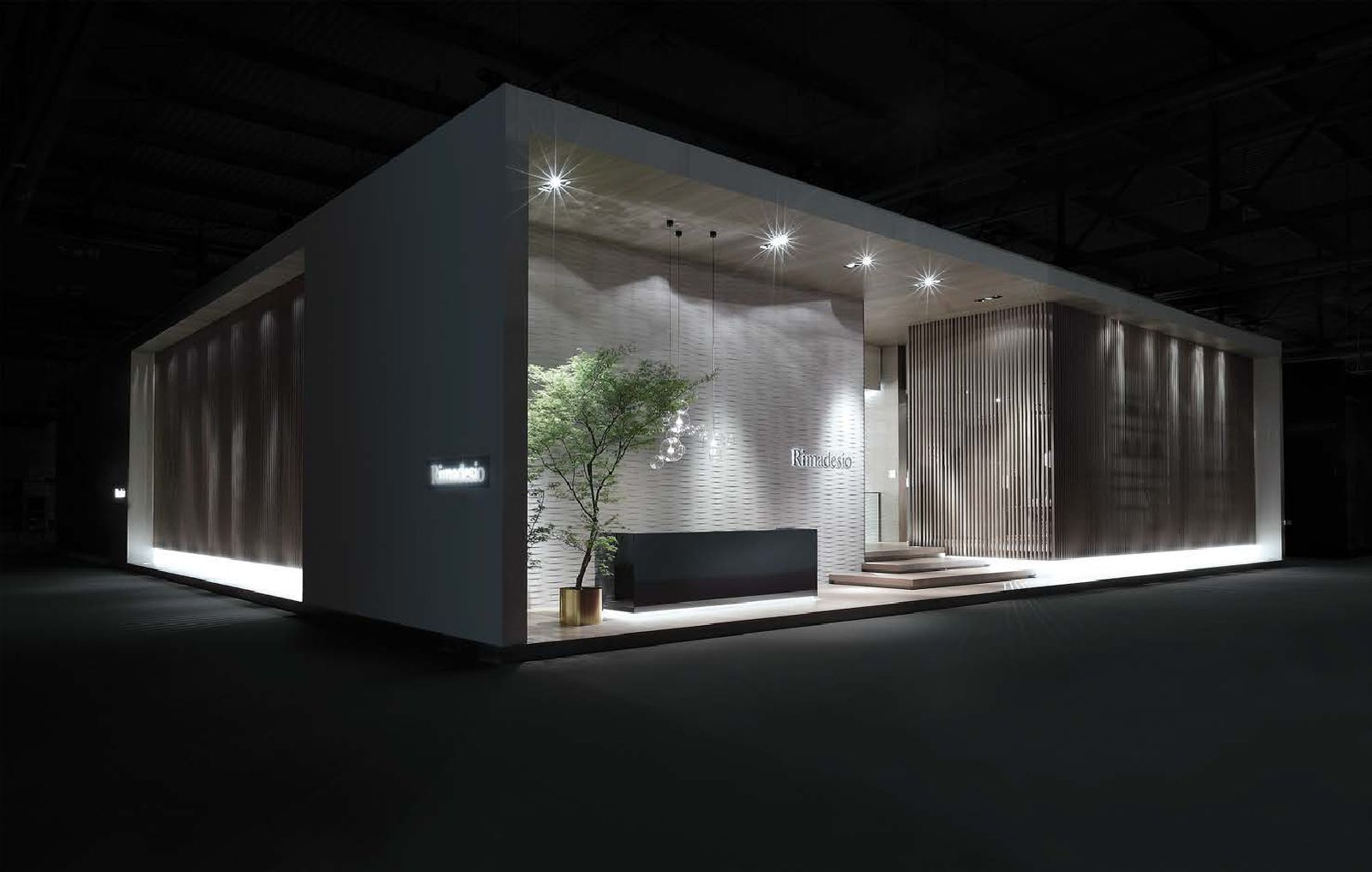 Exhibition Stand Design Brief Pdf : Rimadesio show stand at the milan furniture show pdf to