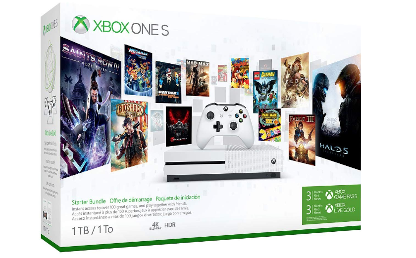 Best Christmas Gifts For Teenage Boys 2020 Top Birthday Gift Ideas For Teenagers Enfocrunch In 2020 Xbox One S Xbox One S 1tb Xbox One