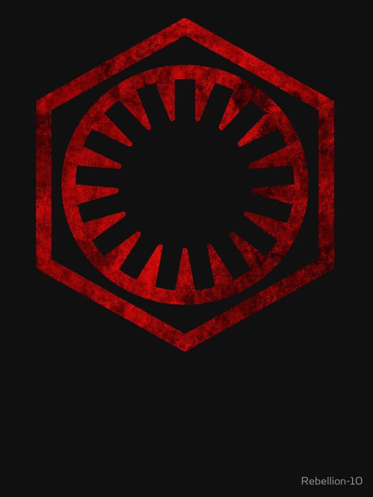 The First Order Logo Geek Pinterest Logos Star And Starwars
