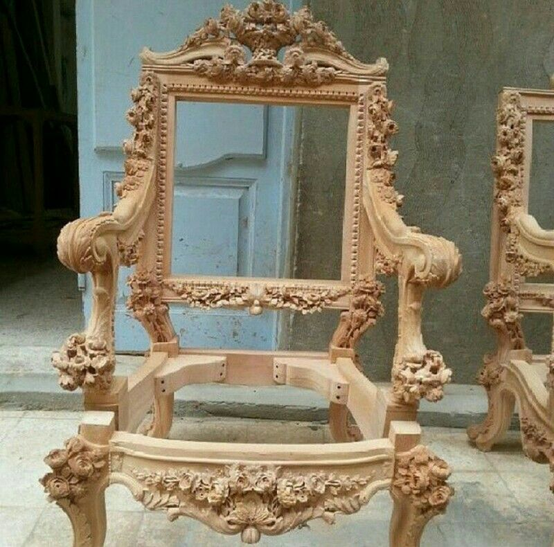 Wood Carvings, House Interiors, Gaston, Skeleton, Console Tables, Mixer, Antique  Furniture, Cleveland, Baroque - Pin By Mohamed On M Pinterest Woods, Antique Furniture And
