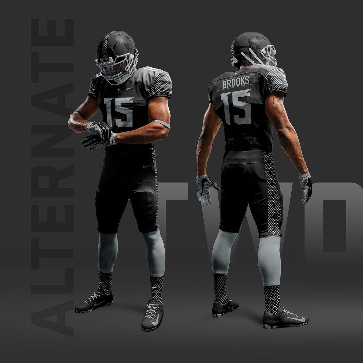 Las Vegas Raiders Rebrand Concept on Behance Nfl