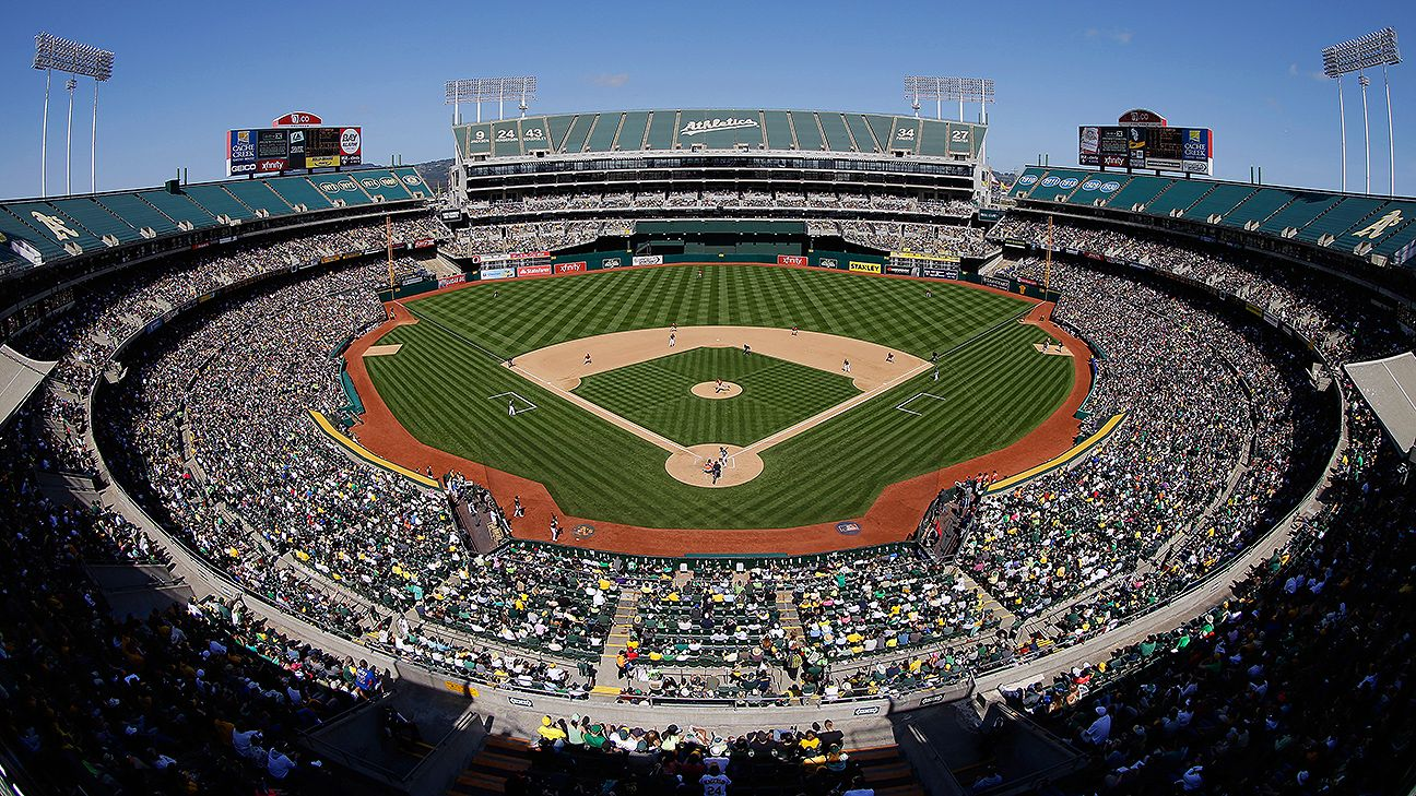 Mlb A S Rays Need Parks Expansion Can Wait Oakland Coliseum Oakland Sports