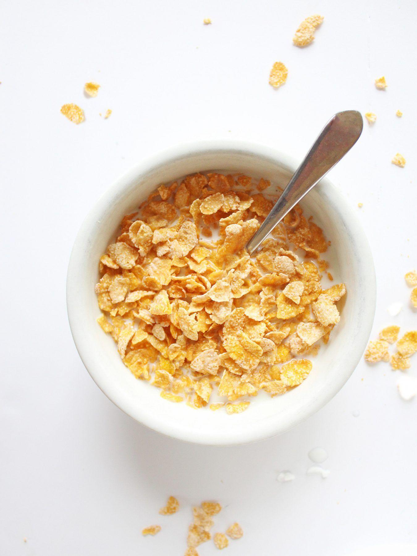 Cereal milk ice cream recipe cereal milk milk ice