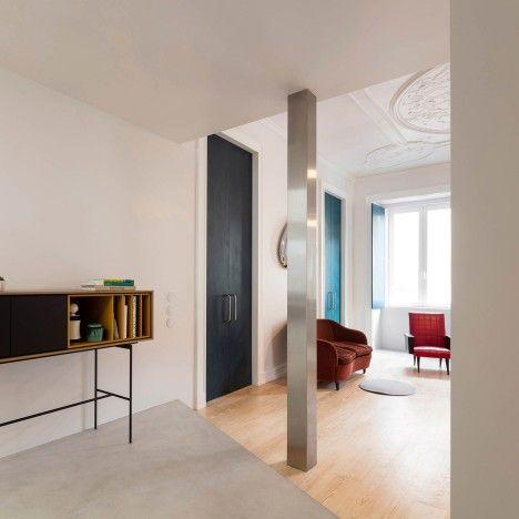 Fala Atelier Chiado Apartment Lisbon Portugal Interior Renovation Minimal Fernando Guerra Dezeen 936 4