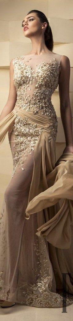 °|° Hanna Toumajean couture 2015