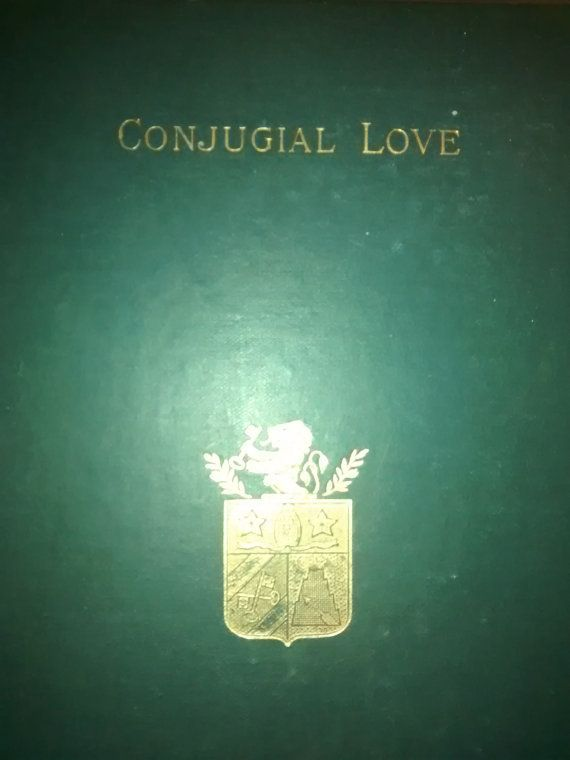 Rare Antique Book , The Delights of Wisdom Concerning Conjugial Love , Swedenborg