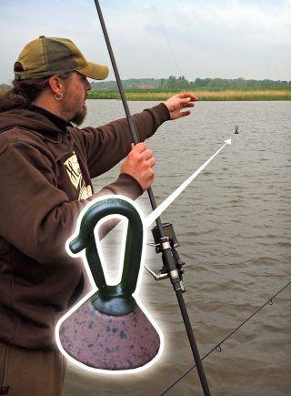 Darum solltest Du unbedingt Absenkbleie benutzen | That's why you need backleads for carp fishing