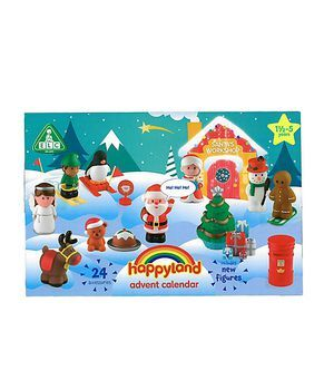 Happyland 2019 Advent Calendar Early Learning New Baby Products