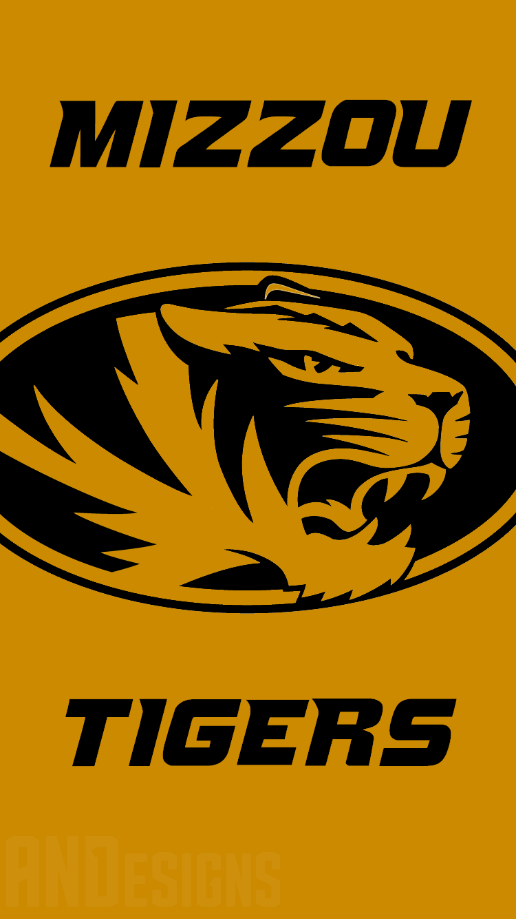 Pin By And1 Designs On Ncaa Iphone 6 6s Wallpapers Missouri Tigers Car Emblem Mizzou Tigers