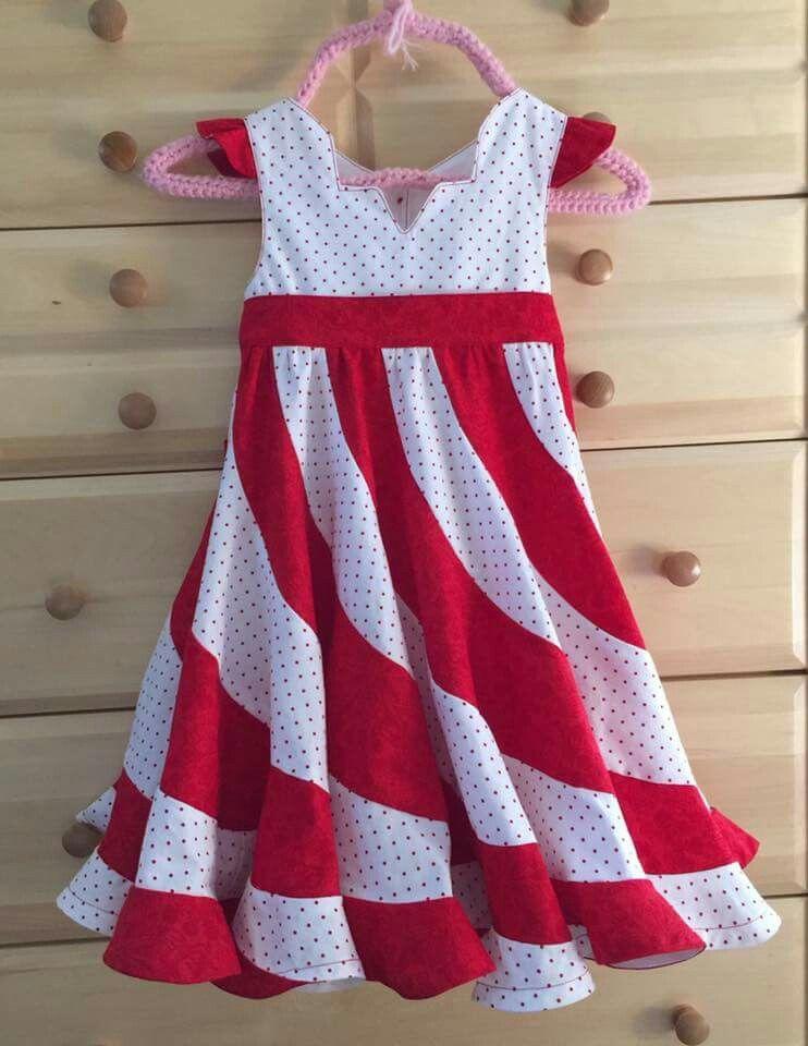 Peppermint swirl dress | Girl style | Pinterest | Kleider Kinder ...