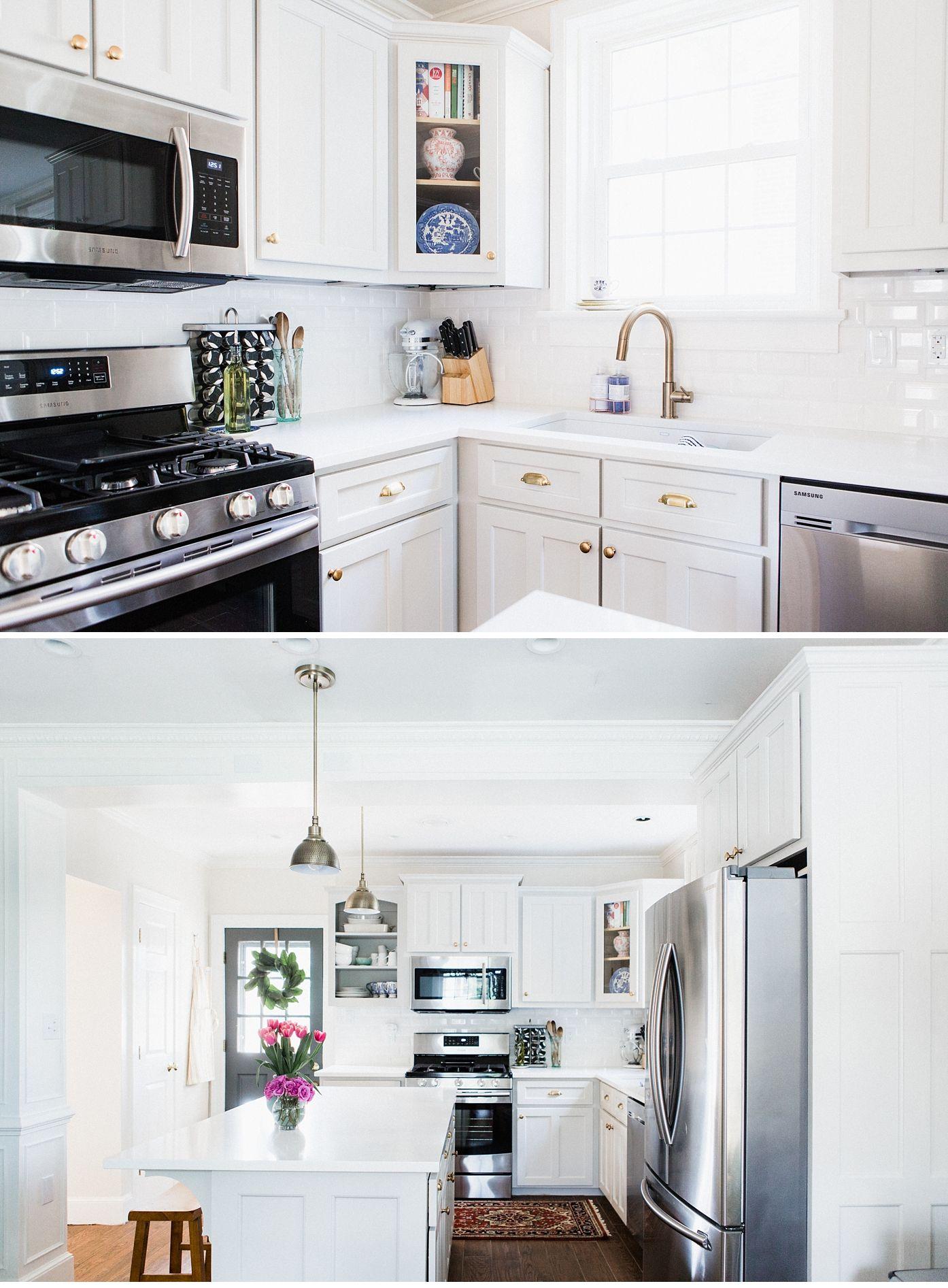 Rva Kitchen Renovation Photo By Alisandra Photography Kitchen Remodel Kitchen Design Small Best Kitchen Cabinets