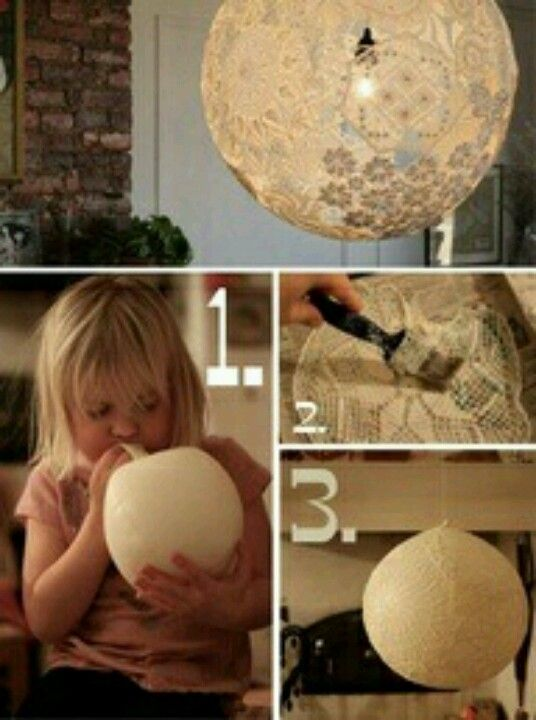 How to make a lace paper mache chandelier beautiful photos how to make a lace paper mache chandelier mozeypictures Choice Image