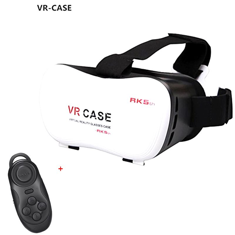 4499ed3a49ed Click to Buy    VR box 3D Glasses Focal and Pupil Distance Adjustable.
