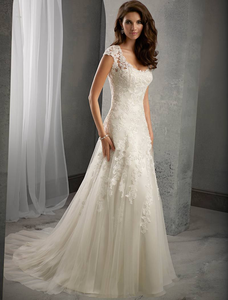 Mgny wedding dress at glamourous gowns wedding gowns