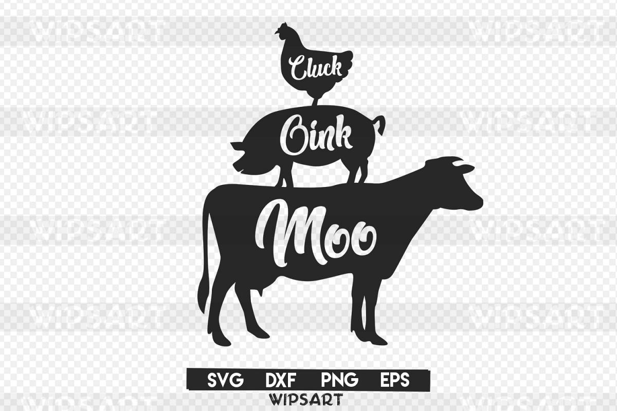 Farmhouse svg, farm svg, cow svg, sheep svg, chicken svg