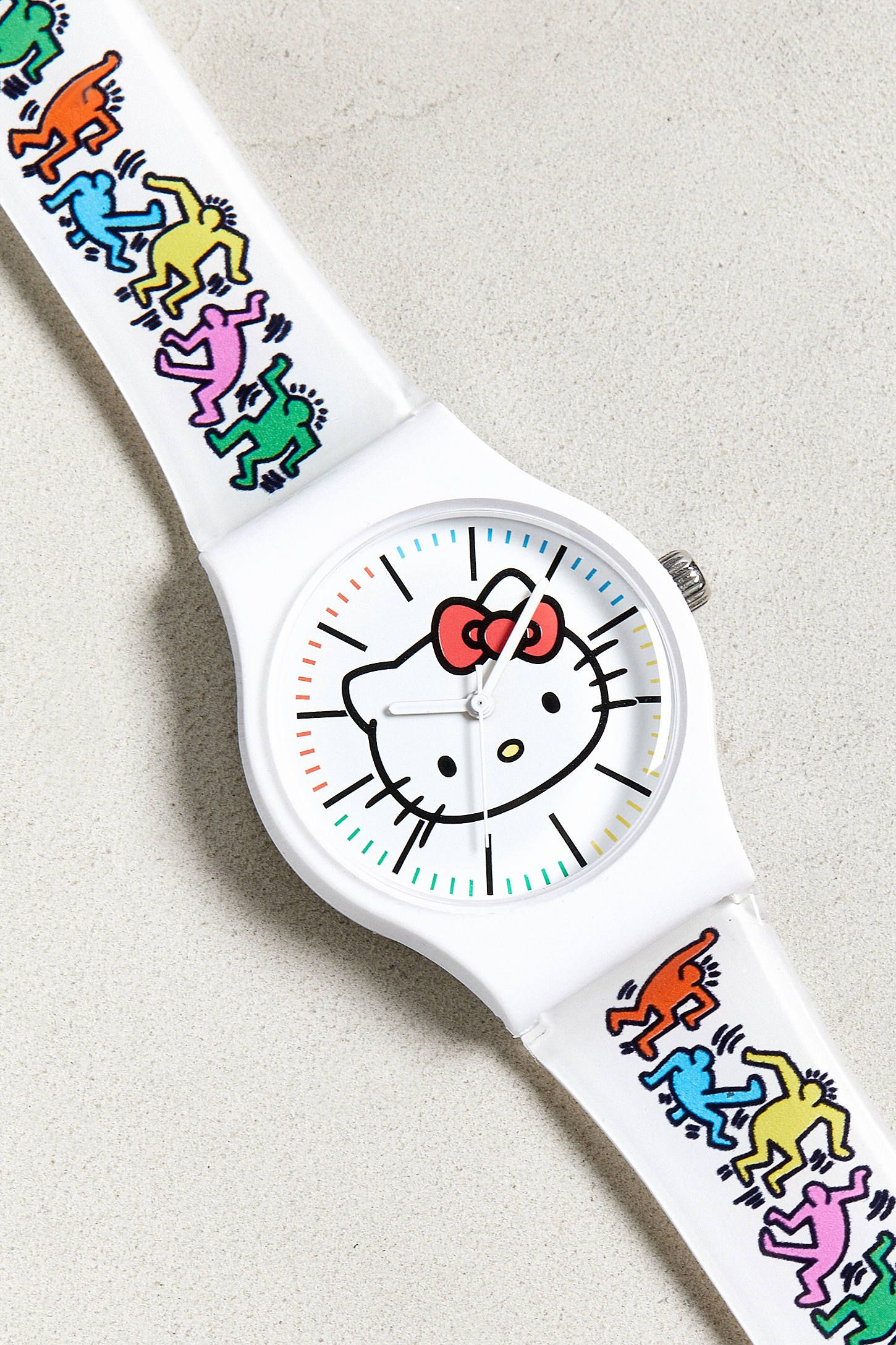 5ad52bacc Hello Kitty X Keith Haring Watch | christmas and birthday ...