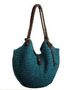 The Sak Indio Crochet Tote