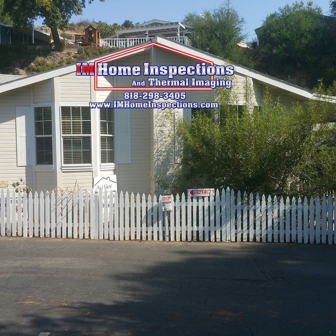 Woodland Hills Home For Custom: Thank You Valued Client For Choosing IM Home Inspections