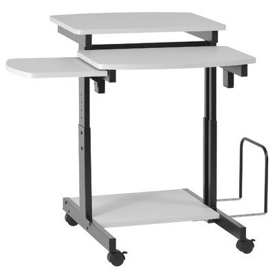 Buddy Products Capri Compact Pc Av Cart Products Home Office