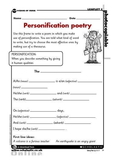 character description ks2 template - Google Search | Adjectives ...
