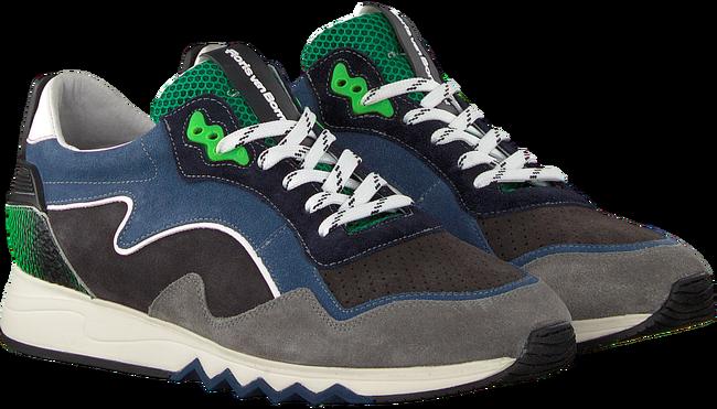 Blauwe Floris Van Bommel Sneakers 16092 Sneakers Sneakers Nike Shoes