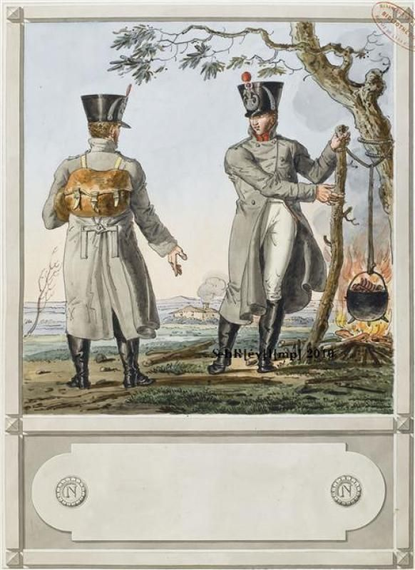 Period uniform patterns - Armchair General and HistoryNet ...