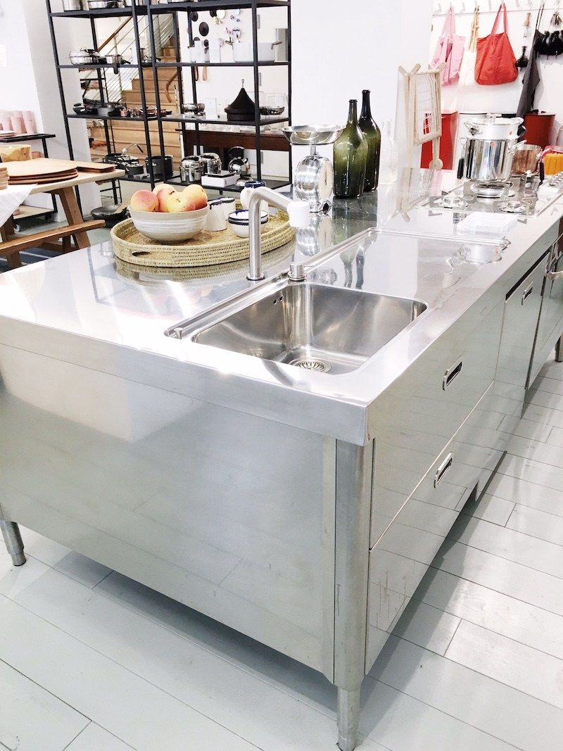 All In One Kitchen Island Cococozy Kitchen Layout Modern