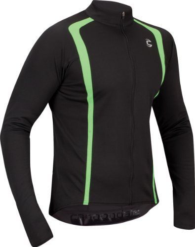 Cannondale Mens Classic Long Sleeve Jersey Black XLarge    Click image to  review more details e9d3fed1c