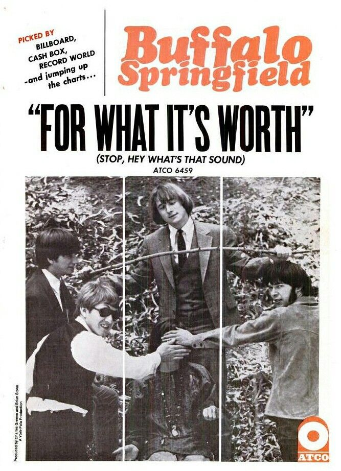 27 For What It S Worth Buffalo Springfield 1967 Rock Music For What It S Worth Concert Posters