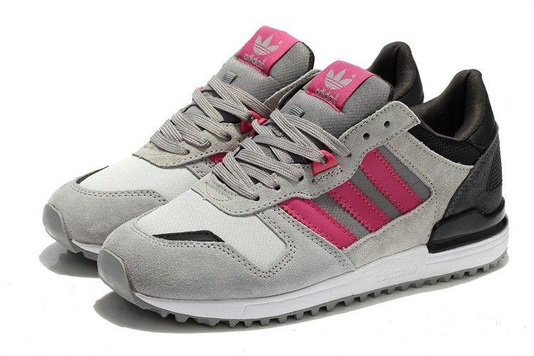 zapatillas adidas zx 700 print leopardo negro blanco gris mujer