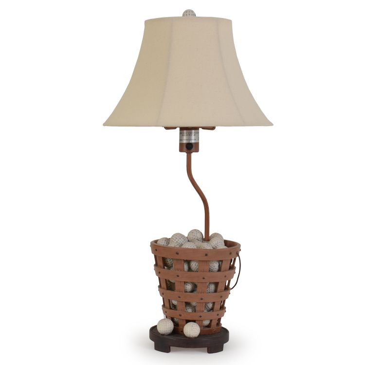 This Golf Lamp Would Make A Great Gift For The Golfer In Your Life! You Can  Put It On Your Patio Overlooking The Golf Course And Extend Your Outdoor  Living ...
