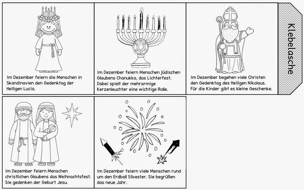 Feste Im Kirchenjahr Unterrichtsmaterial